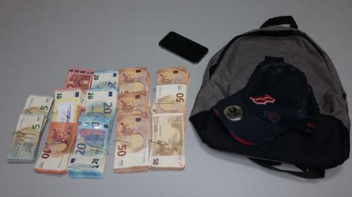 Colpo da 20mila euro in banca: arrestato un 21enne