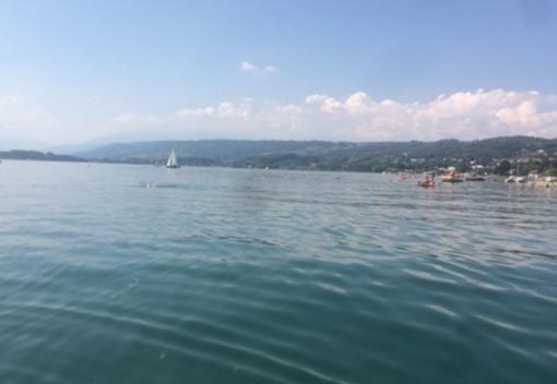 Viverone, controlli sul lago e multa da 3000 euro
