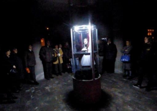 Notte da brividi al museo Leone