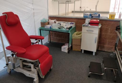 Apre l'hub vaccinale al Centro Fiere: si procede con le terze dosi»