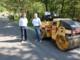 Cantieri provinciali sulle strade della Valsesia
