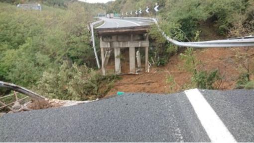 """Crollo del viadotto sulla A6, Tiramani: """"Accertare le cause"""""""