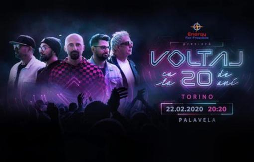 I Voltaj a Torino: unica data in Italia per la leggendaria band rumena