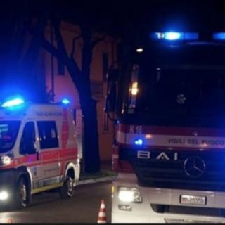 Fuga di gas: una persona finisce in ospedale